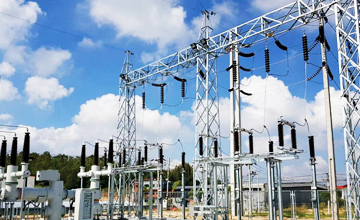 POWER SUB STATION STRUCTURES